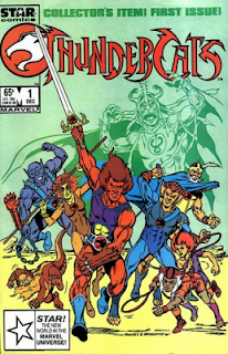 Thundercats Issue 1