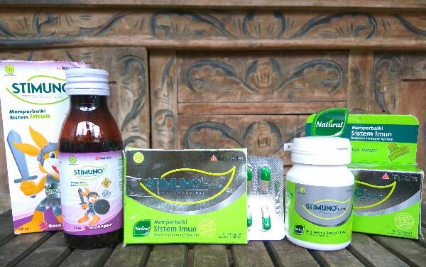 Flu dan Demam Sirna Berkat Stimuno yang Meningkatkan Daya Tahan Tubuhku