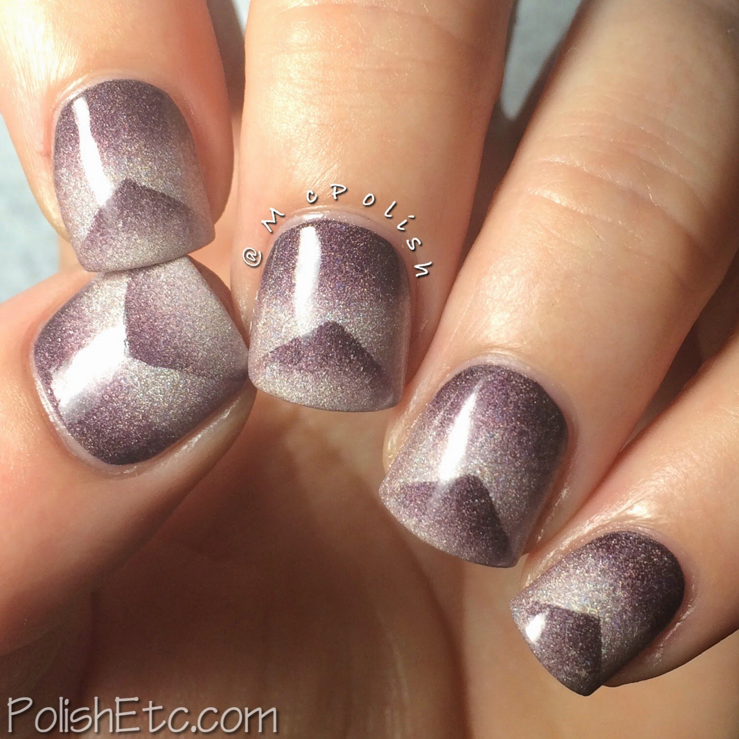 31 Day Nail Art Challenge - #31dc2014 - McPolish - GRADIENT