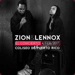 Zion y Lennox Gastan Medio Millón De Dólares En Montaje De Su Concierto