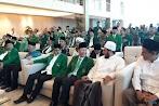 Pekik 'Prabowo Menang' Menggema di Mukernas PPP Muktamar Jakarta