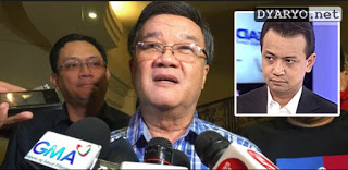 AGUIRRE TO TRILLANES: 'How Are You Going To Impeach A President Who Have 97% Trust Rate? No One Believes Matobo, De Lima And Especially You!'