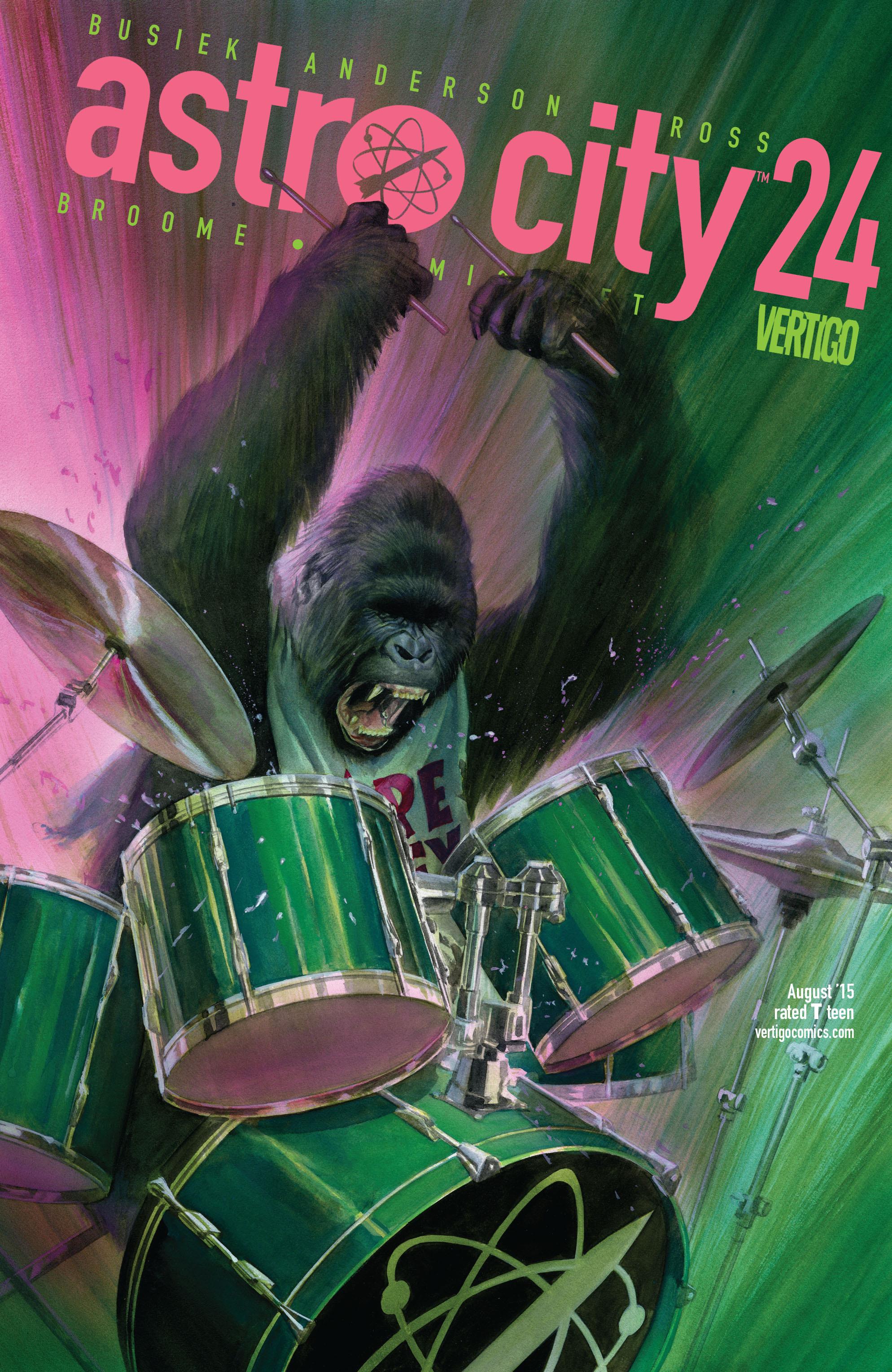 Read online Astro City comic -  Issue #24 - 1