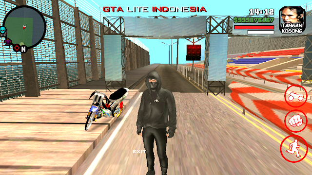 Gambar GTA SA Lite Indonesia Android