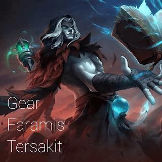 gear item faramis terkuat