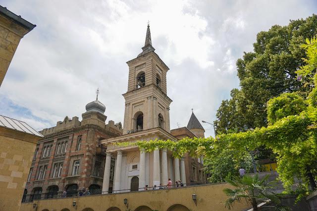 Wisata Kota Tua Tbilisi Georgia. (source: www.jurnaland.com)
