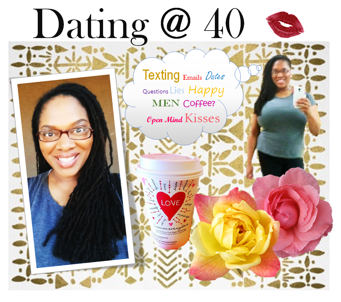 Naturally Beautiful Hair: Adventures in Dating: Single & 40