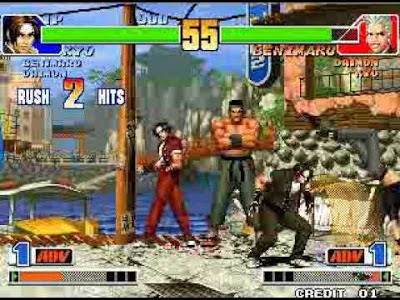 Game The King Of Fighter 98 Full Version