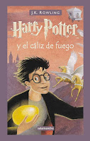 Harry Potter y el cáliz de fuego, J.K. Rowling