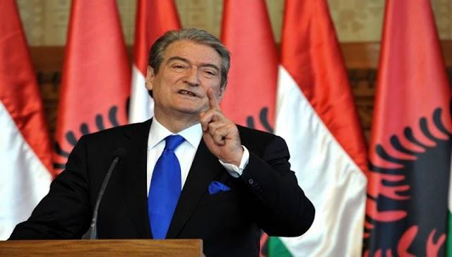 Μπερίσα: Ο Ράμα χρηματίστηκε από τους Τούρκους για να ακυρώσει την συμφωνία για την ΑΟΖ με την Ελλάδα