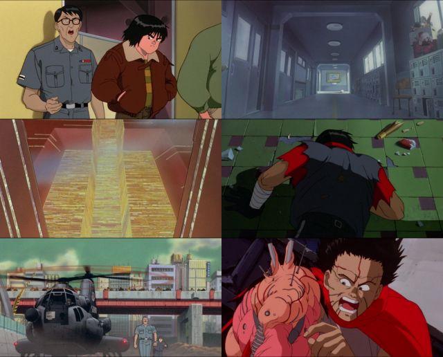 Akira (1988) HD 1080p Latino Dual