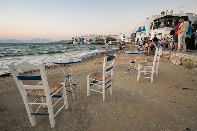 Little Venice-Mykonos town