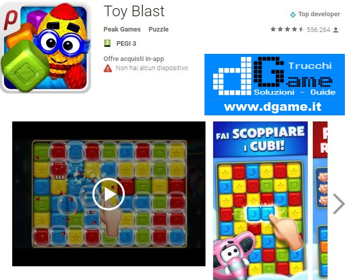 Soluzioni Toy Blast livello 481 482 483 484 485 486 487 488 489 490 | Trucchi e  Walkthrough level