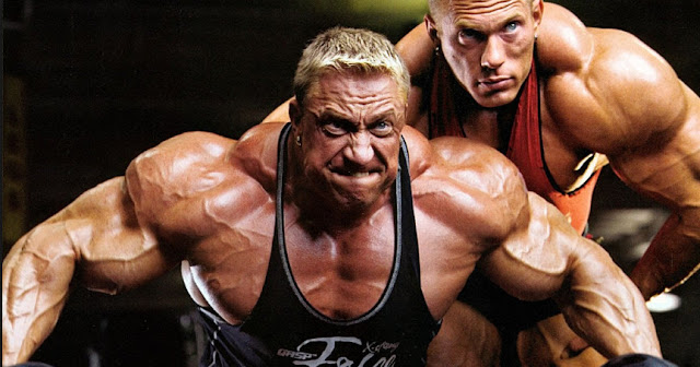 Top 5 World's Biggest Bodybuilder Markus Ruhl