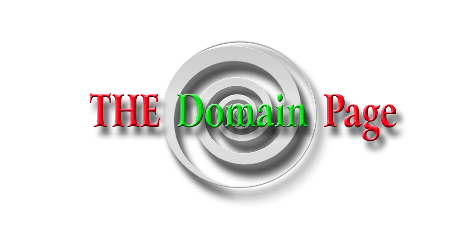 THE Domain Page