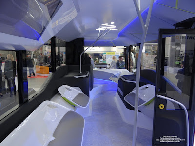 Mercedes-Benz Future Bus, TransExpo 2018