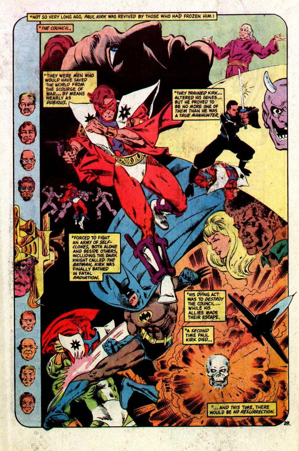 Read online Secret Origins (1986) comic -  Issue #22 - 29