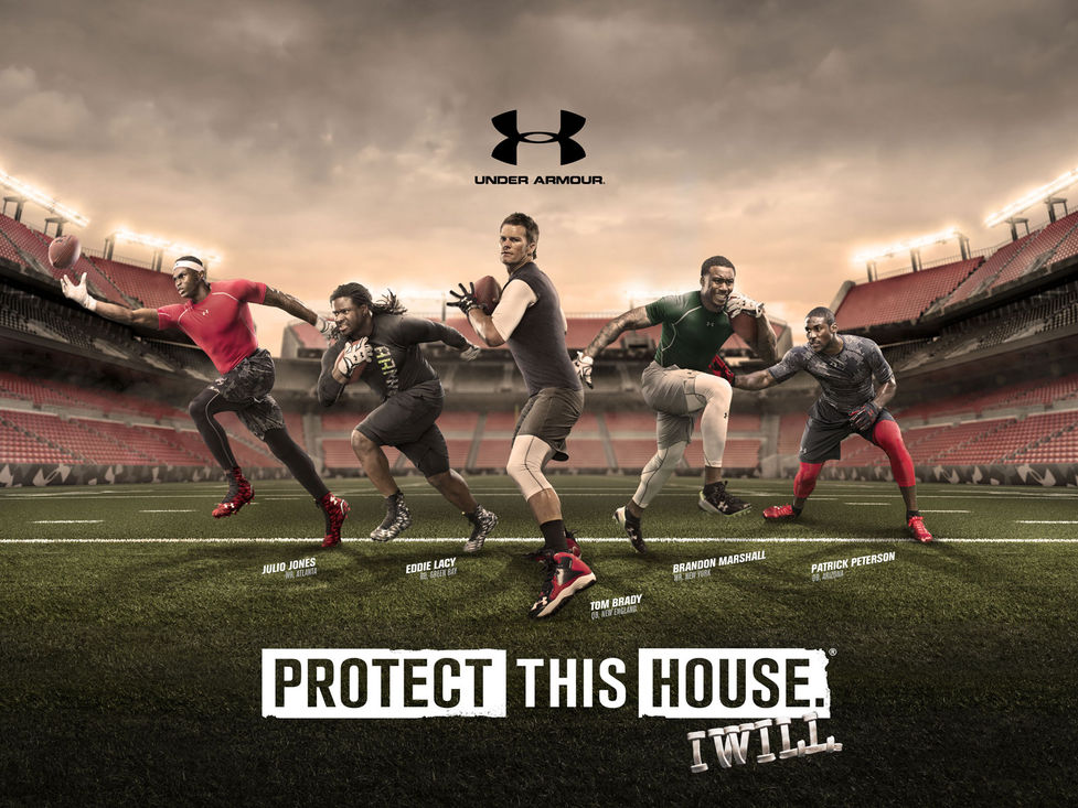 NTGravity Zone: Protect This House : Kuching Is Under Armour