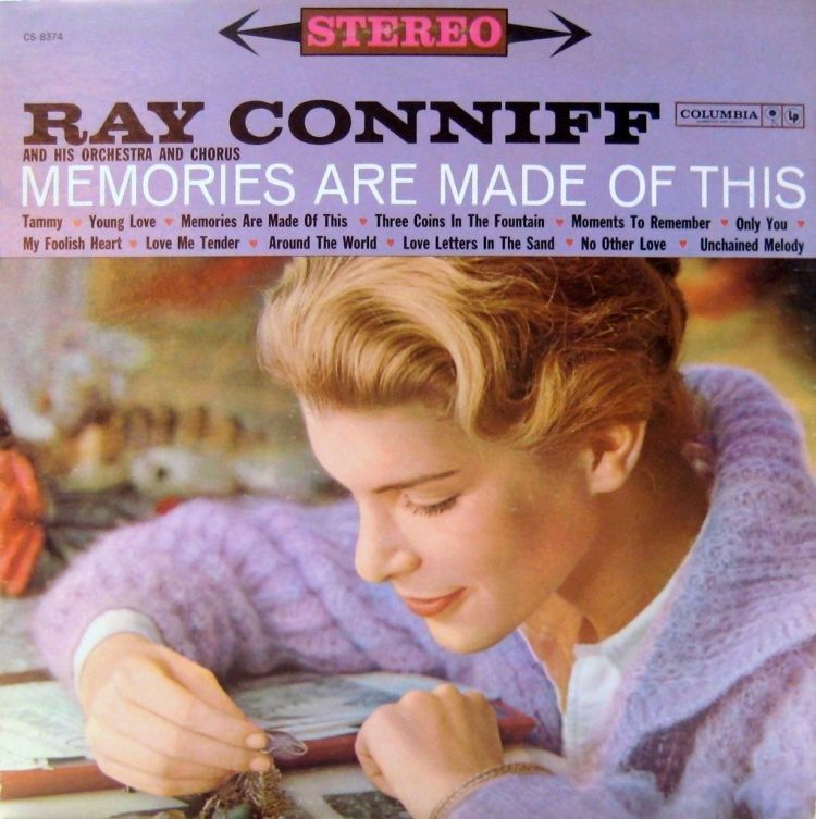 Forgotten Masterpieces Ray Conniff