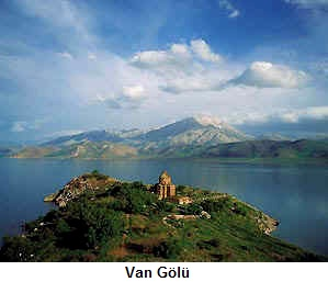 Türkiye'de Göller ve Oluşumları
