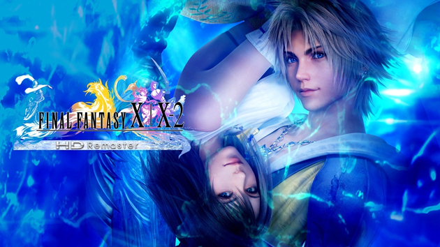 Final Fantasy X/X-2 HD Remaster available on Steam with 20% off