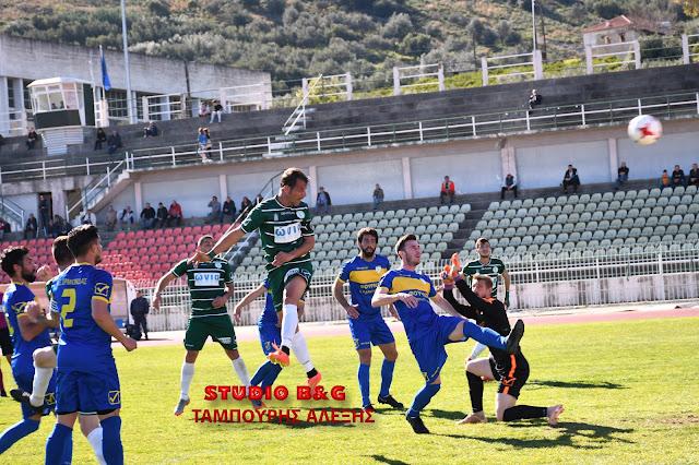 1-0 ο Παναργειακός στο ντέρμπι με την Ερμιονίδα (βίντεο)