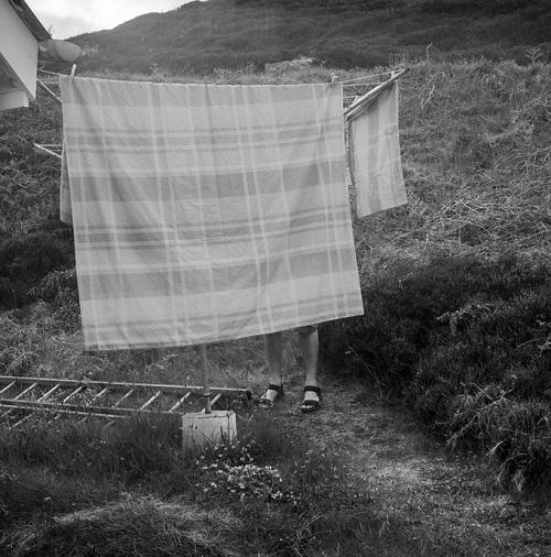 Kevin Percival, fotos en blanco y negro