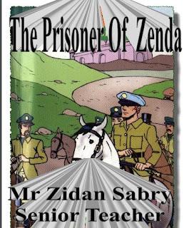 المراجعات النهائية الكاملة قصة سجين زندا (مجمعة ) اهم الاسئلة المتوقعة the prisoner of Zenda