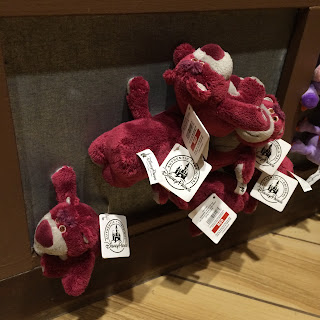 toy story lotso magnets