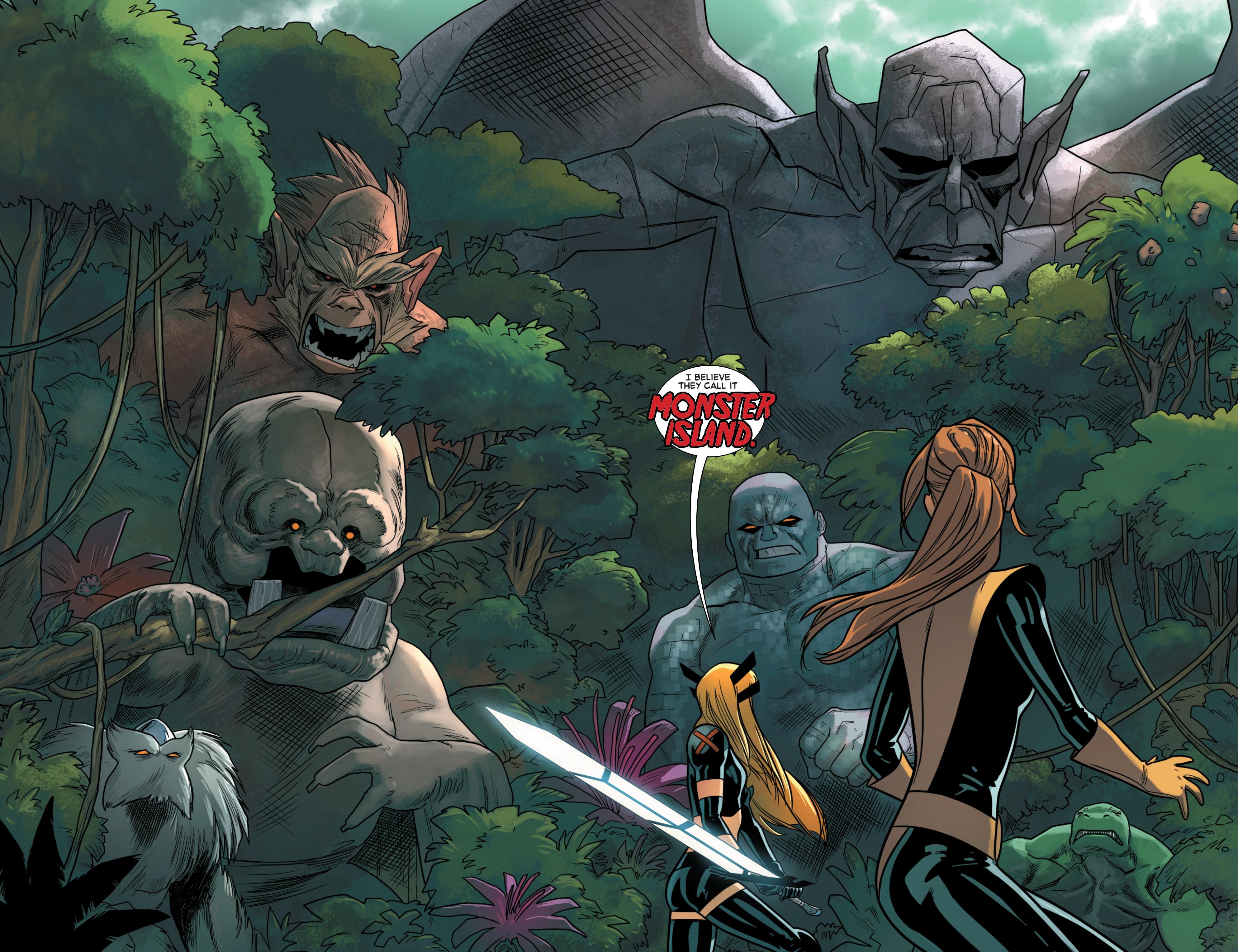 Read online Uncanny X-Men (2013) comic -  Issue #33 - 4