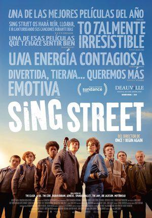 Poster Sing Street 2016