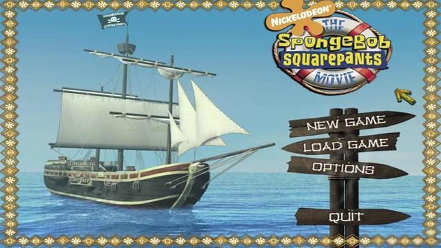 Download SpongeBob Squarepants Movie PC Games
