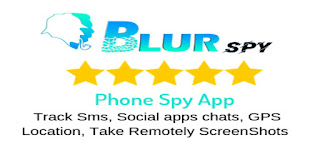 Blur spy app