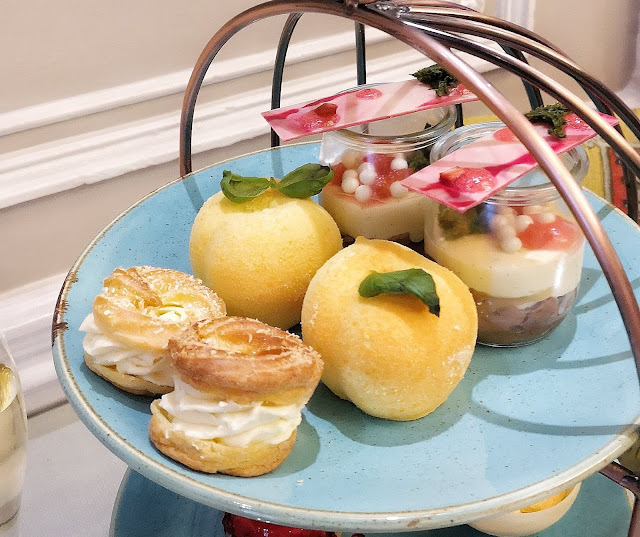 Afternoon tea - St Ermins hotel review