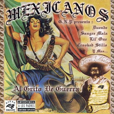 V.A Mexicanos Al Grito De Guerra