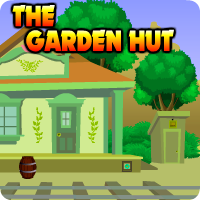 AvmGames Escape The Garden Hut Walkthrough