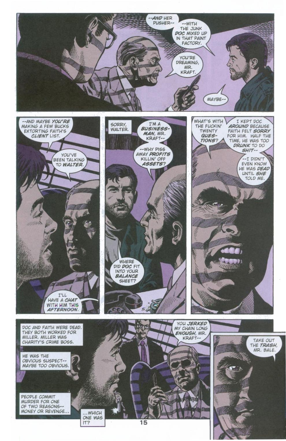 Read online American Century comic -  Issue #23 - 16