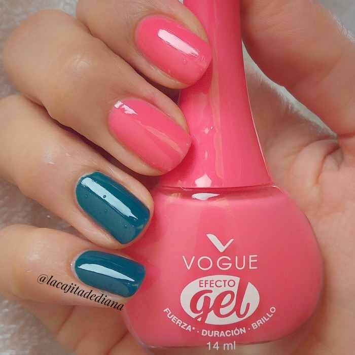 Vogue Nail Polish Colombia Hession Hairdressing