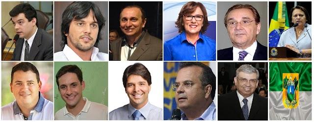 RN poderá ter 9 deputados e senadores votando a favor da saída de Dilma
