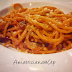 Ricordiamo Amatrice con la sua Salsa all'Amatriciana.