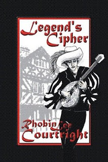 "Cover ""Legend's Cipher"""