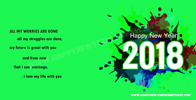 special 13 message of happy new year 2018 happy new year latest message of happy new year 2018