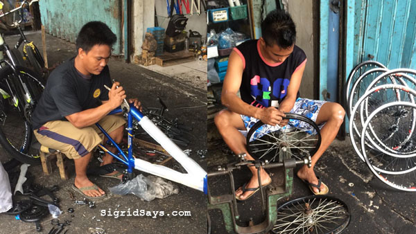 Bacolod bike shop - Libertad Cycle Center - Bikestop Cycle - bike repair services