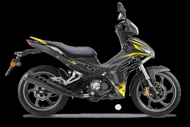 Benelli RFS 150i 2017 Di Lancarkan Secara Rasmi, Harga Asas Dari RM7,407