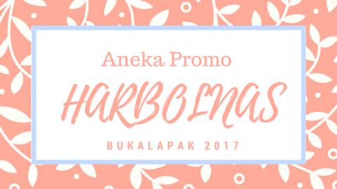 Menilik Aneka Promo Harbolnas 2017 Bukalapak yang Biasa Dilakukan