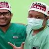Tiga Dokter Terancam Dipecat Alasannya Ialah Pakai Ikat Kepala #2019Gantipresiden, Warganet: Asal Solo Rasa Korea Utara!