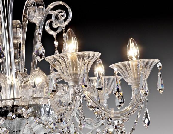 modern murano chandelier shades