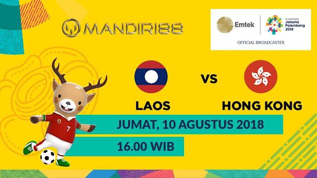 Prediksi Laos U-23 Vs Hong Kong U-23, Jumat 10 Agustus 2018 Pukul 16.00 WIB @ TVRI
