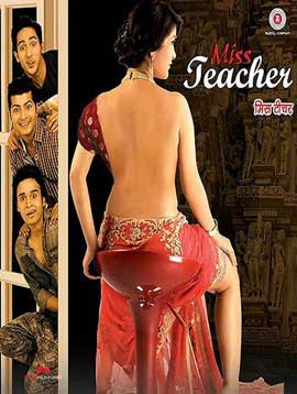 Poster Of Miss Teacher 2015 720p Hindi HDRip Full Movie Download