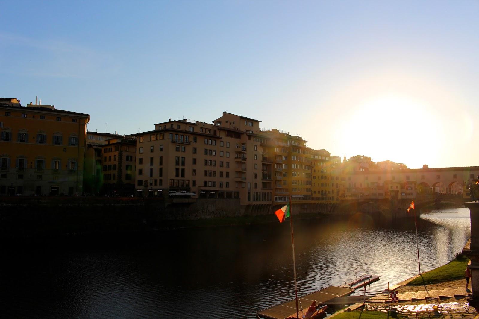 Arno, Fienze